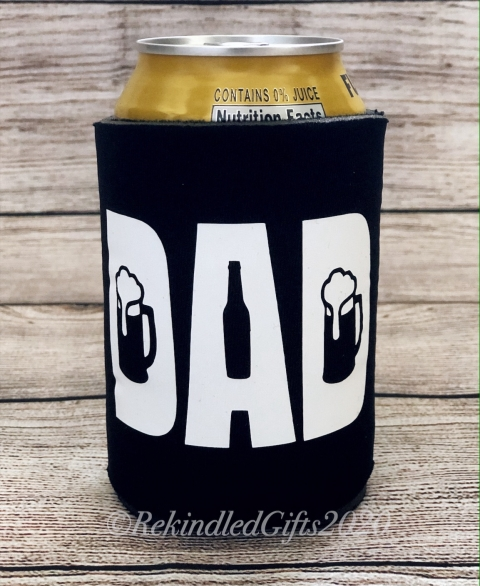 DAD Koozie - 12 oz.
