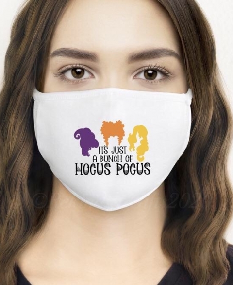 It's Just A Bunch of Hocus Pocus (Mask)