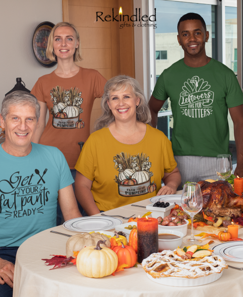 Farm Fresh Pumpkins Tee