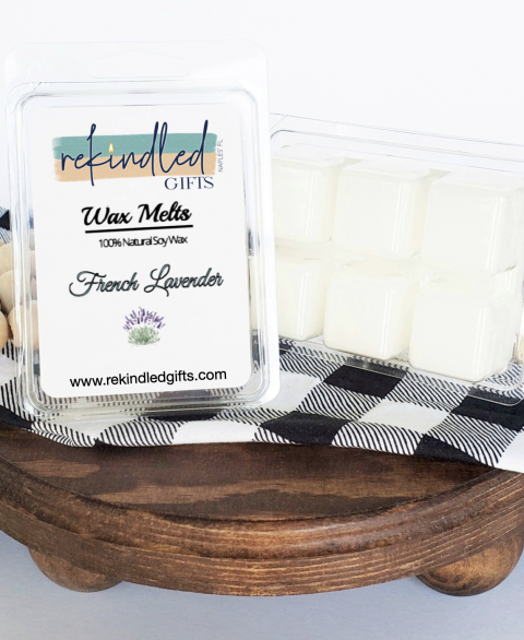 French Lavender Soy Wax Melts