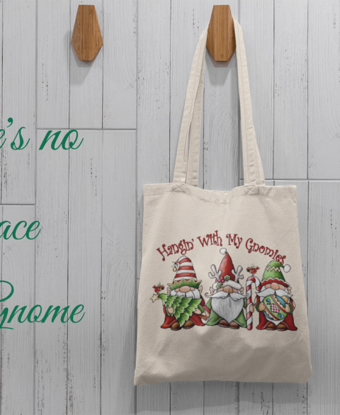 Hangin' with my Gnomies Tote