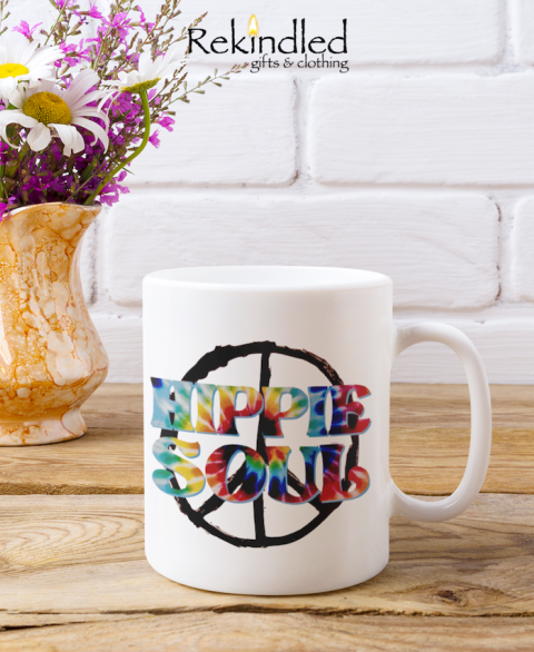 Hippy Soul 11oz Coffee Mug