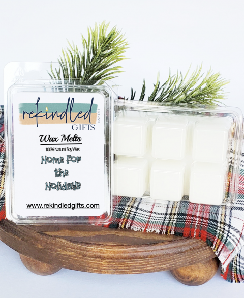 Home for the Holidays Soy Wax Melts