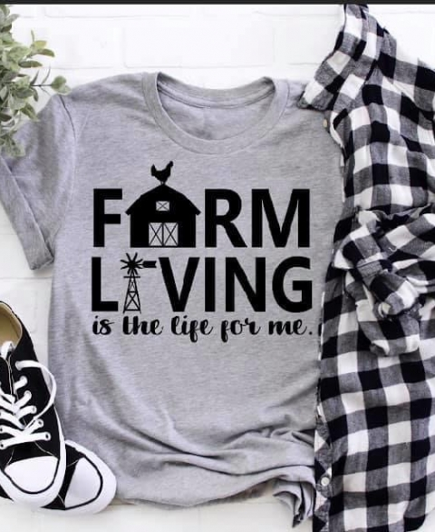 Farm Living is the Life for Me