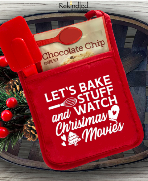 Let's Bake Stuff & Watch Christmas Movies