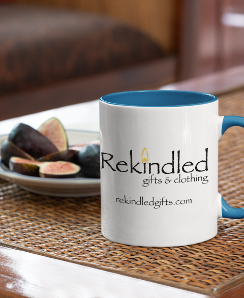 Rekindled Gifts 11oz Coffee Mugs