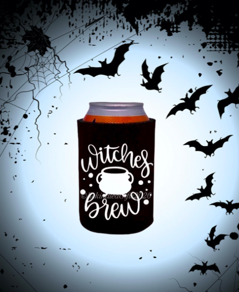 Witches Brew Koozie - 12 oz.