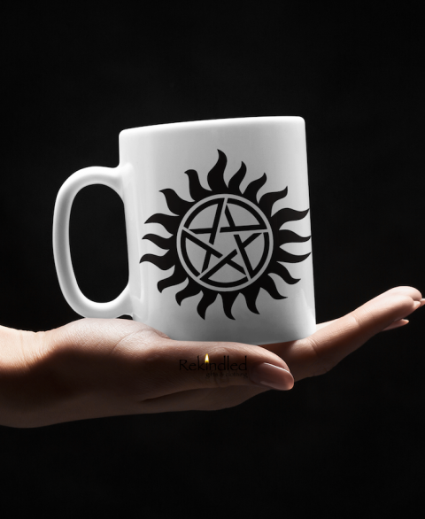 Supernatural Logo 11oz Coffee Mug