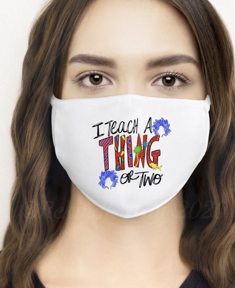 I Teach a Thing or Two (Mask)
