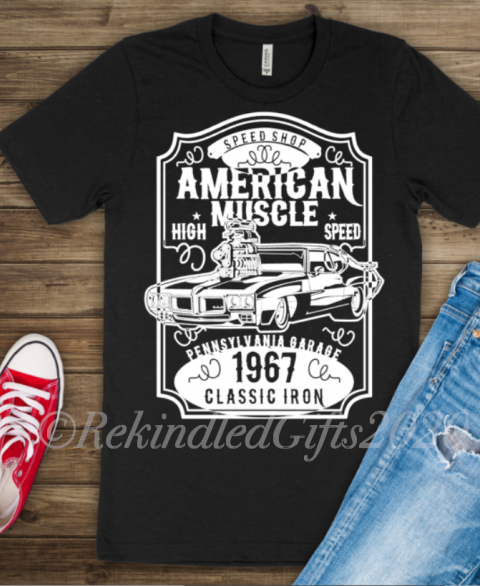 American Muscle - 1967 Classic Iron