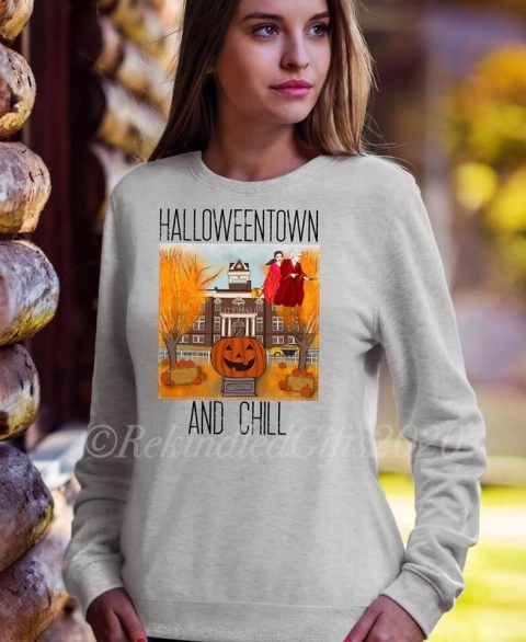 Halloweentown and Chill