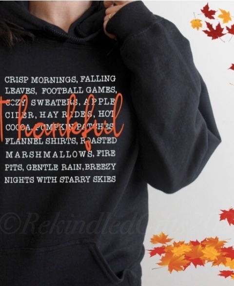 Thankful - Best of Autumn (Hoodie)