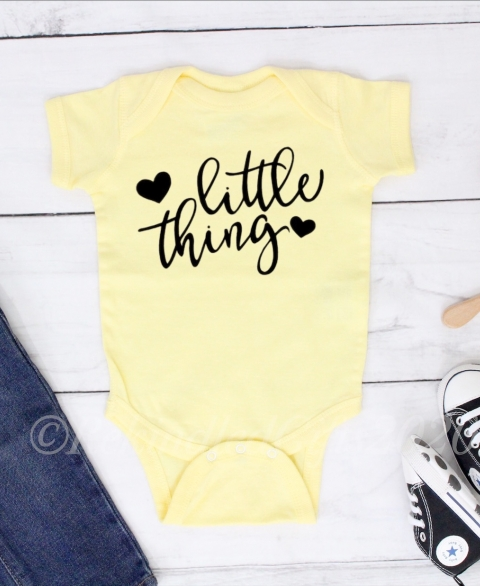 Little Thing ❤️ - Infant
