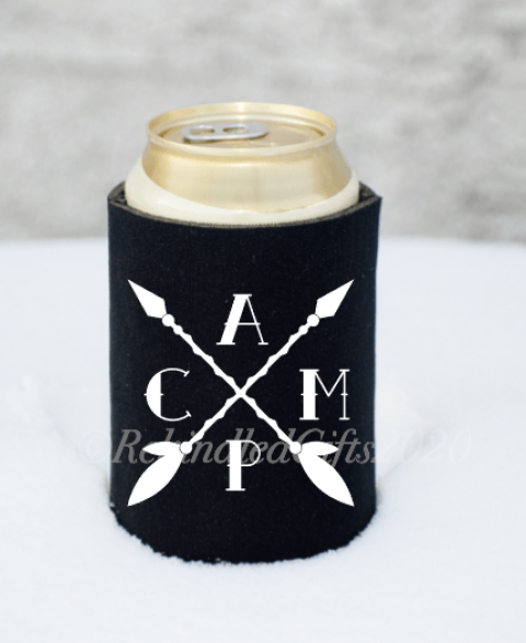 CAMP Koozie - 12 oz.
