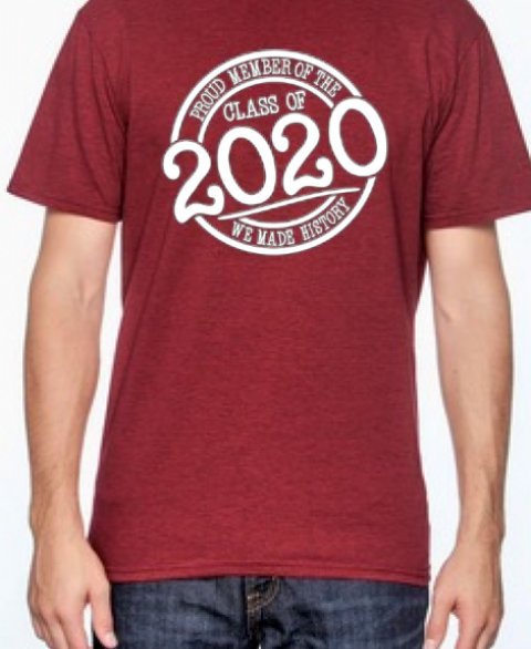 65% OFF - Proud Member of the Class of 2020