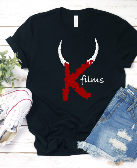 Katastophic Films Tee