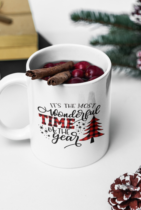 It's the Most Wonderful Time of the Year 11oz Coffee Mug
