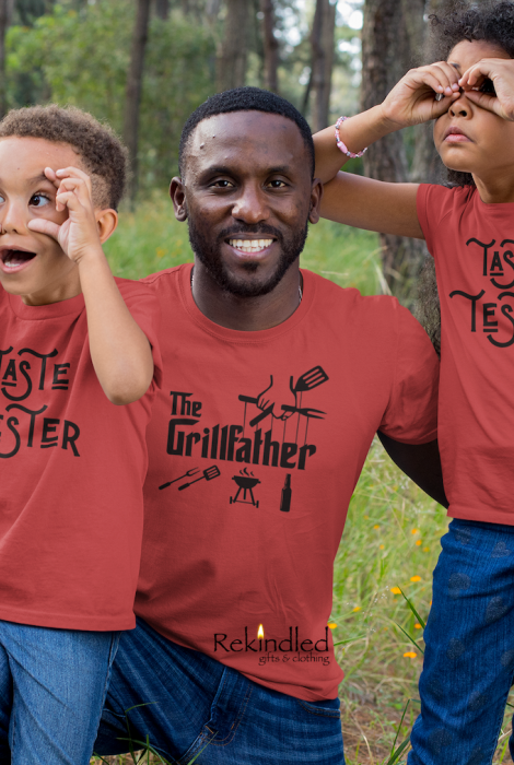 The Grillfather Tee