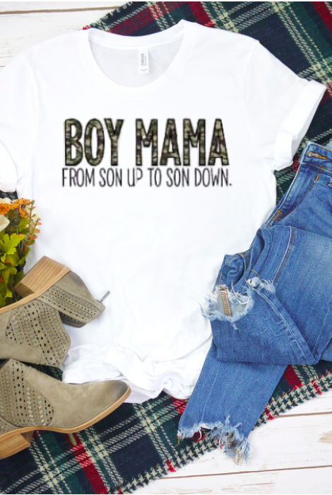Boy Mama - From Son Up to Son Down