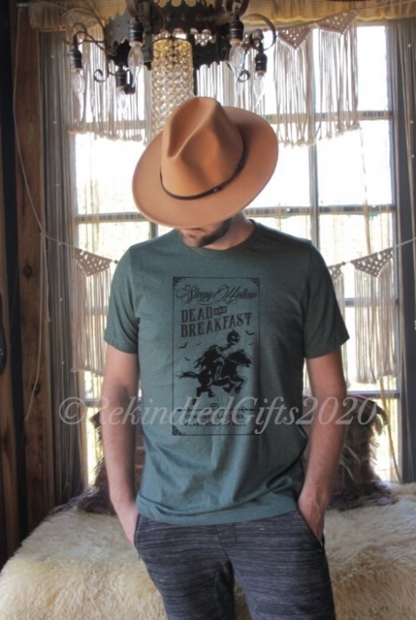 Sleepy Hollow Dead & Breakfast (Men's)