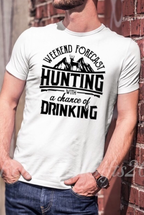 Weekend Forecast - Hunting with a chance of Drinking