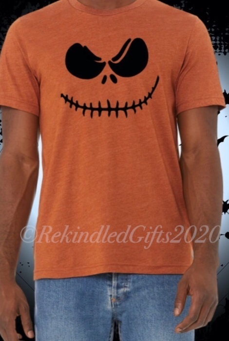Face of Jack Skellington (Men's)