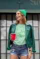"St. Patrick's Day ""Lucky"" Tee"