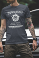 The Winchesters - Saving People Hunting Things Tee