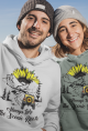 Always take the Scenic Route Hoodie