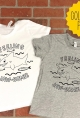 Feeling Jaw-Some! Washable Coloring Shirt